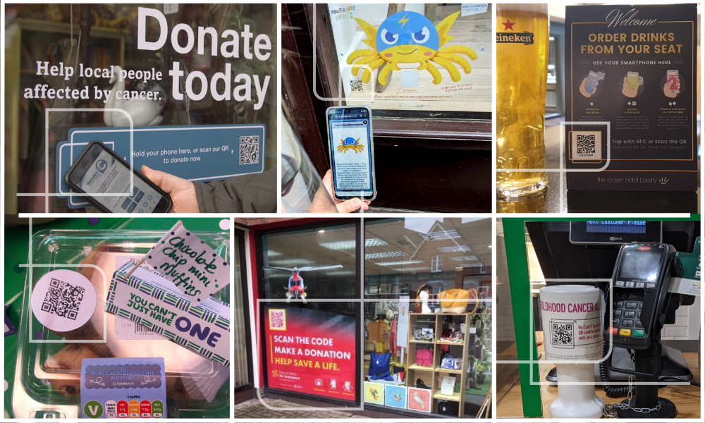 digital engagement for charities